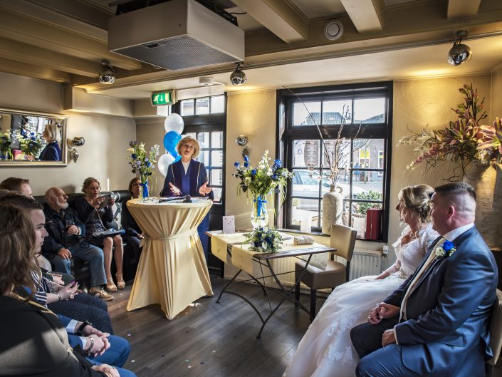 Bruidsfotografie: nieuwe locatie