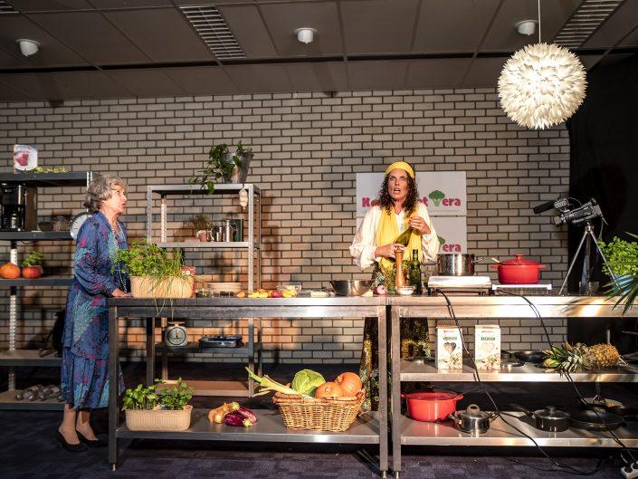 Theaterroute Huizen 2020: Koken met Vera
